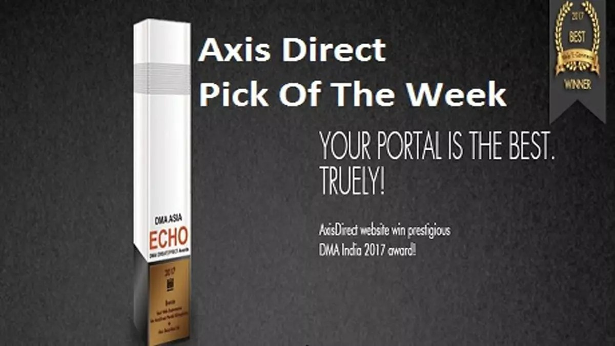Axis Direct Pick Of The Week – Federal Bank