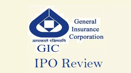 GIC IPO Review, Price, GMP (General Insurance IPO)
