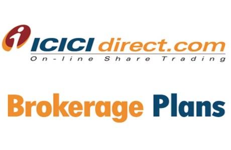 ICICI Direct Brokerage Plans