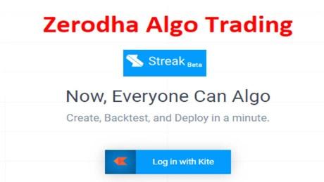 Zerodha Auto Trading