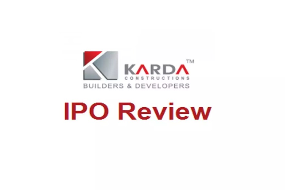 Karda Construction Ltd IPO Review