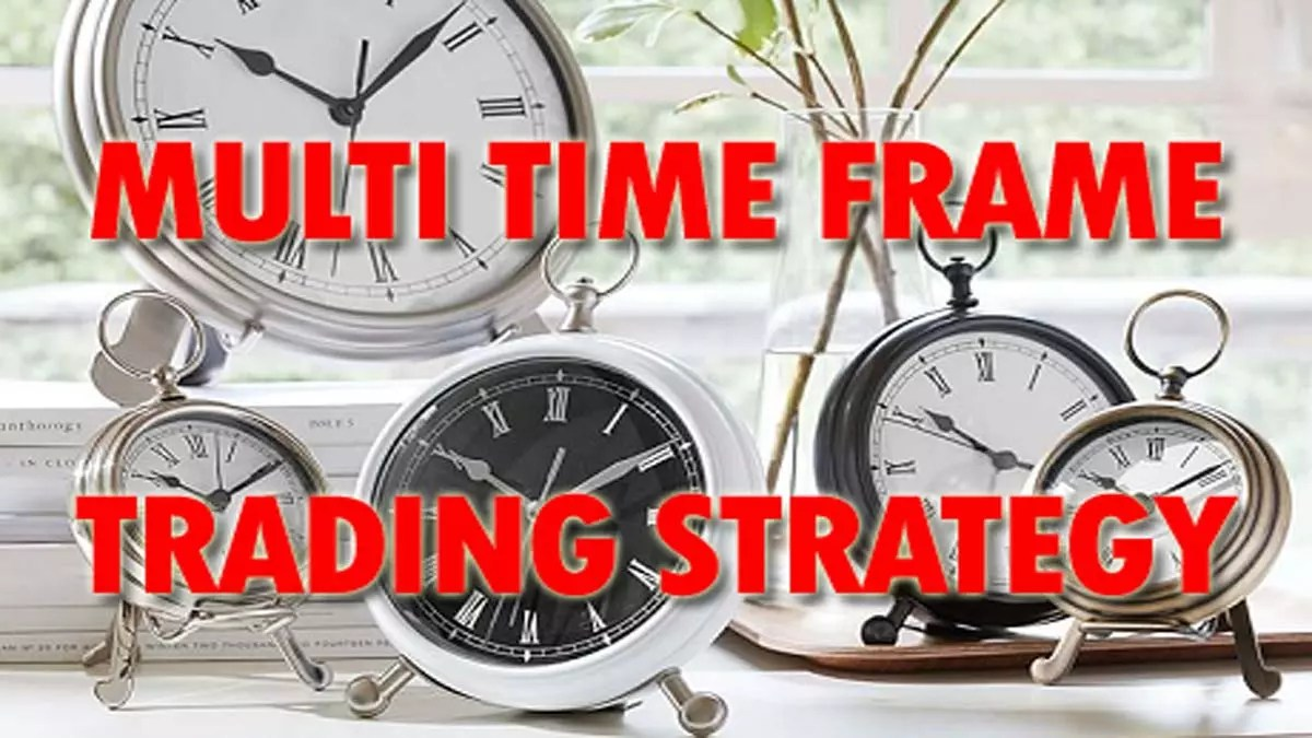 Multi Time Frame Trading Strategy Indicator For Profits