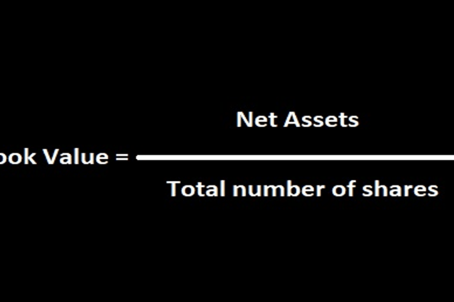 Book value per share meaning 1