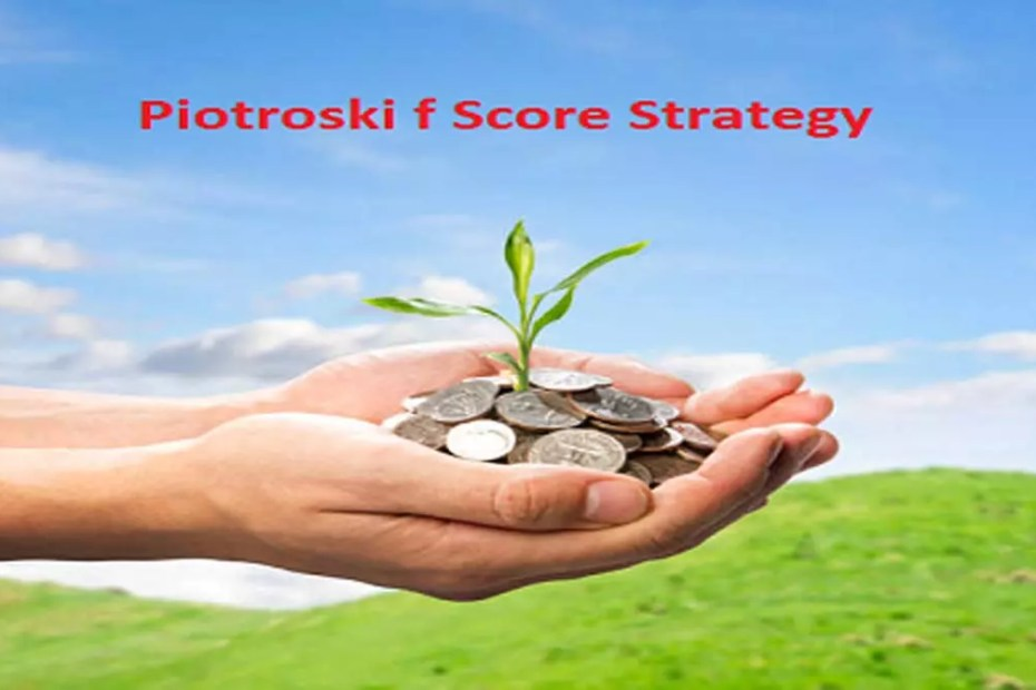Piotroski score pic