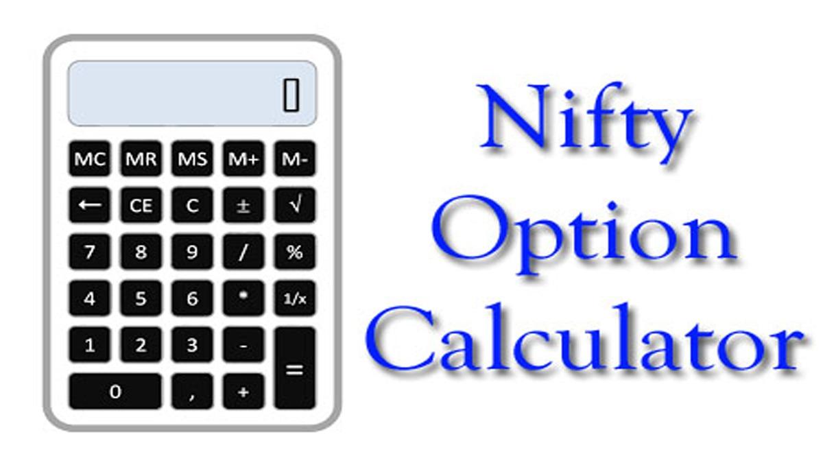 Nifty Option Calculator