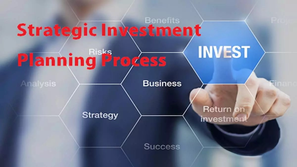 Strategic Investment Planning Process