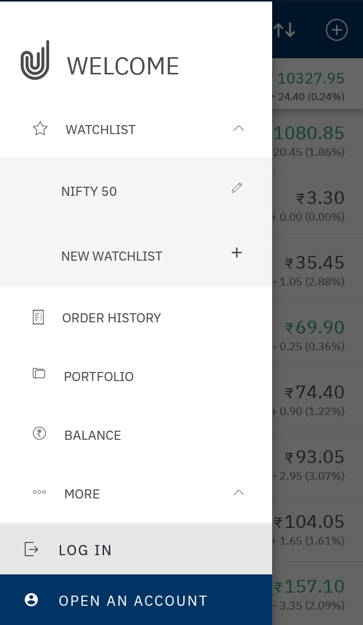 real time stock quotes step 5 one