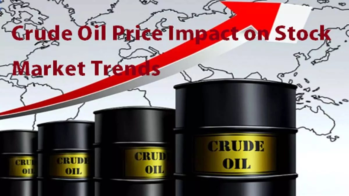 Crude Oil Price Impact on Stock Market Trends pic