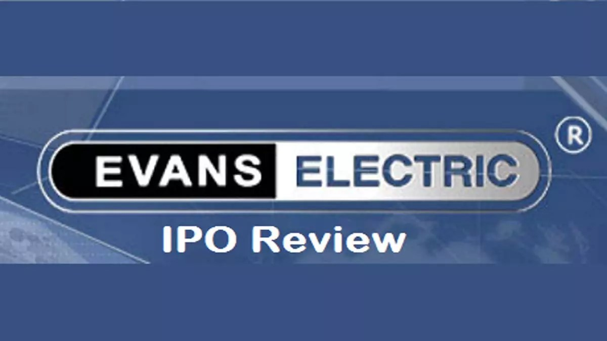 Evans Electric IPO Review