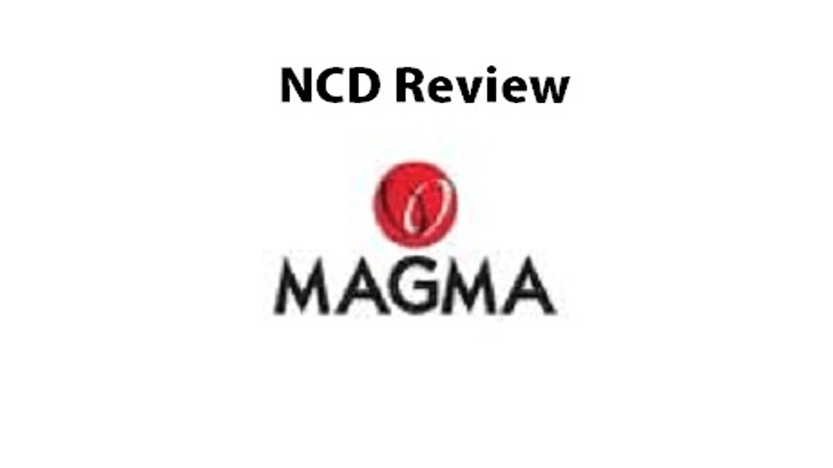 Magma Fincorp NCD Review, Price, Date
