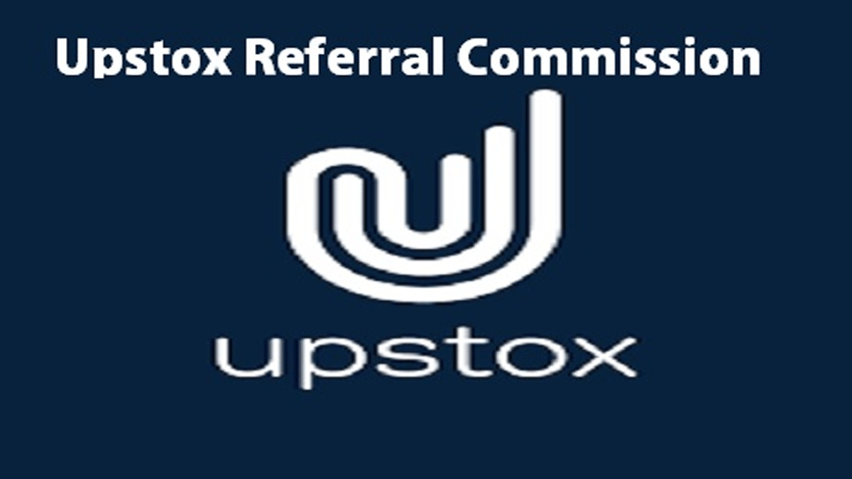Upstox Referral Commission pic
