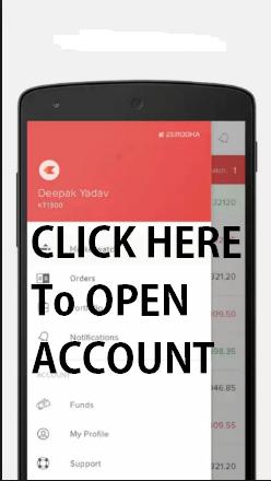 zerodha mobile app
