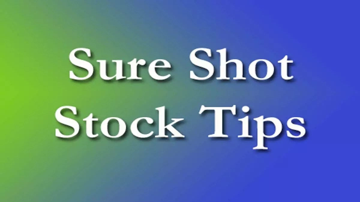 Sure Shot Stock Tips