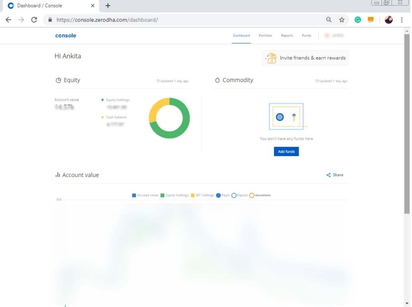 Zerodha Console Review