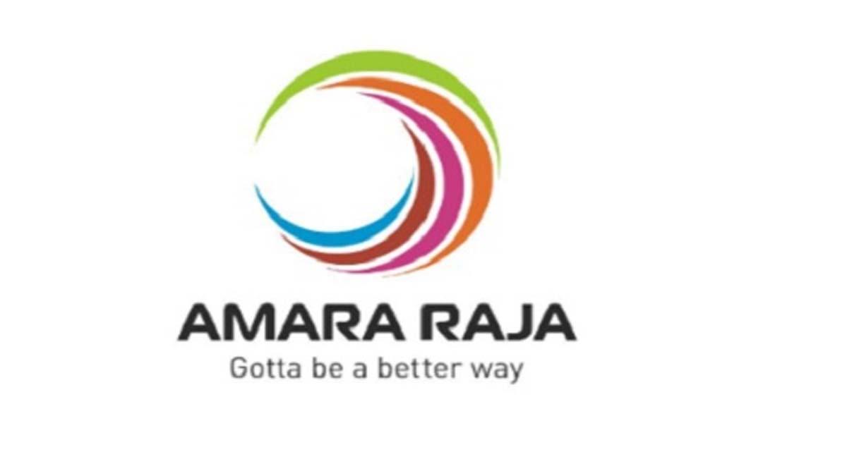 Amara Raja Batteries Share Price