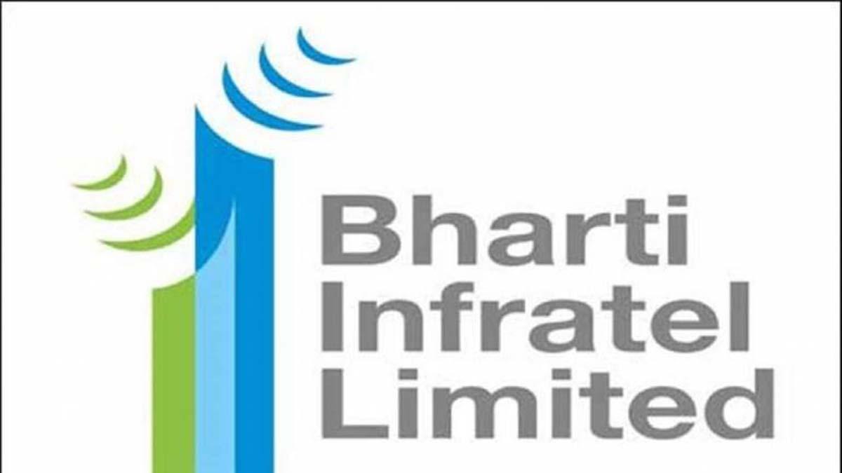 Bharti Infratel Share Price