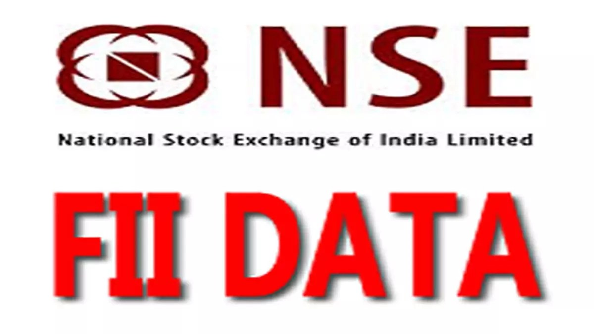 NSE FII Data