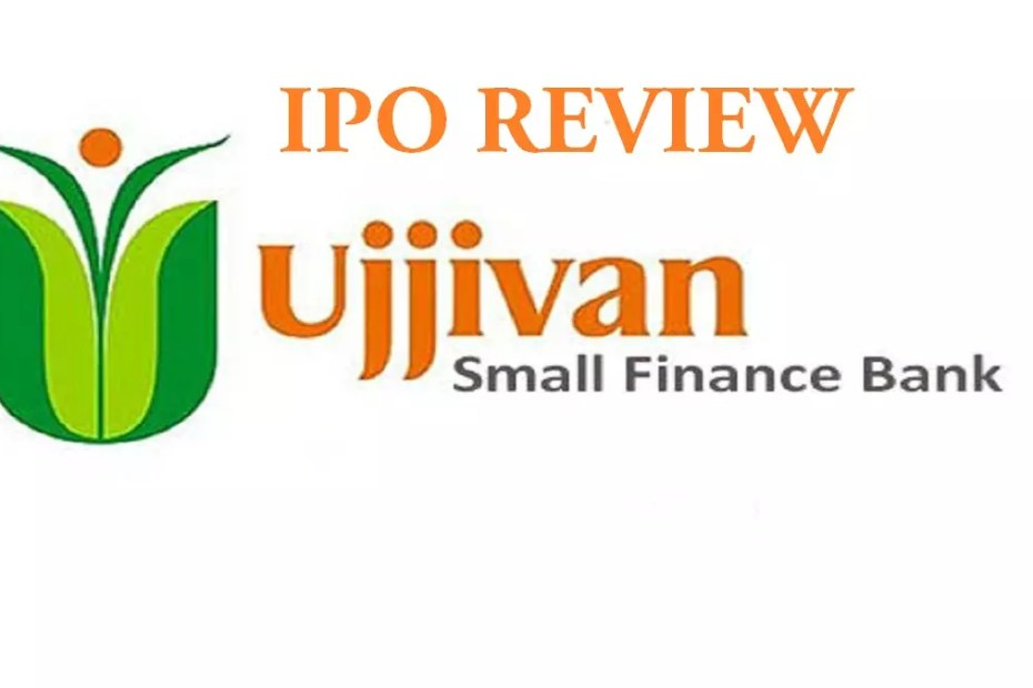 Ujjivan small finance bank limited ipo