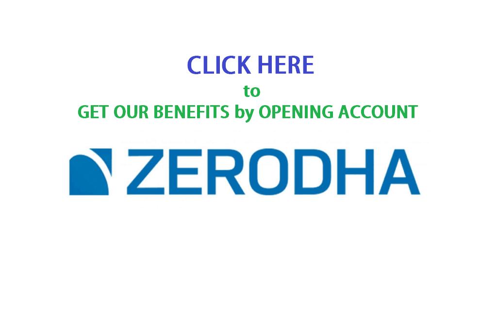 Open account in zerodha
