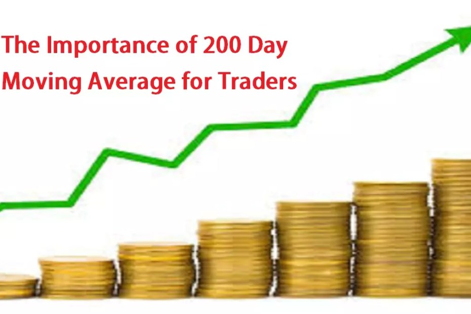 The Importance of 200 Day Moving Average for Traders pic