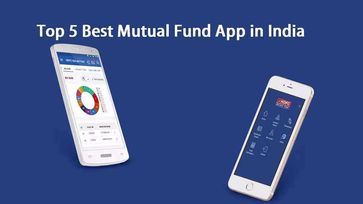 Top 5 Best Mutual Fund App in India