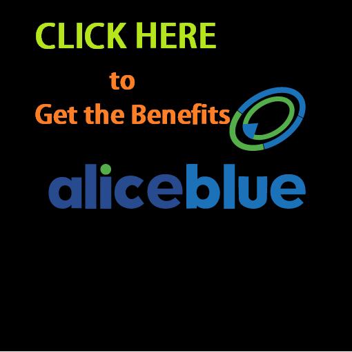 Alice Blue Free account open