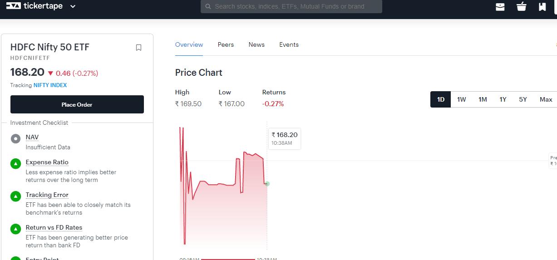 Fundamental Stock Screener