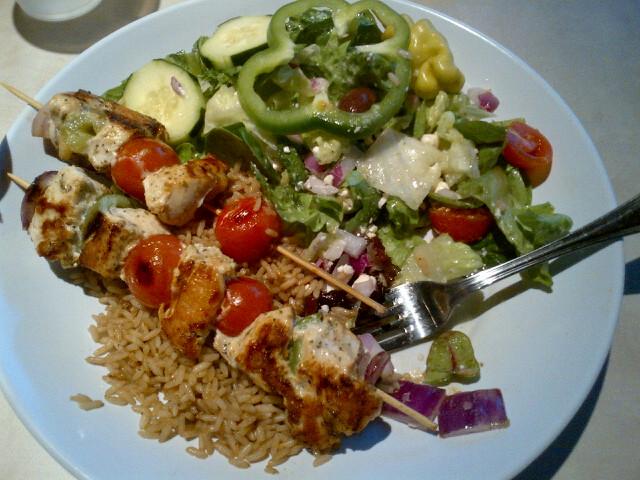Zoes Kitchen Restaurant Gluten Free Menu  Review