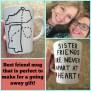 Diy Sharpie Marker Mug Moving Away Gift Idea
