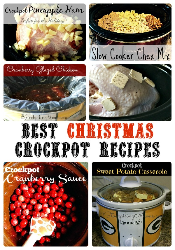 Best Christmas Crockpot Recipes