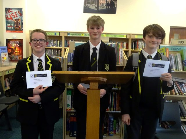 Latin Reading Competition