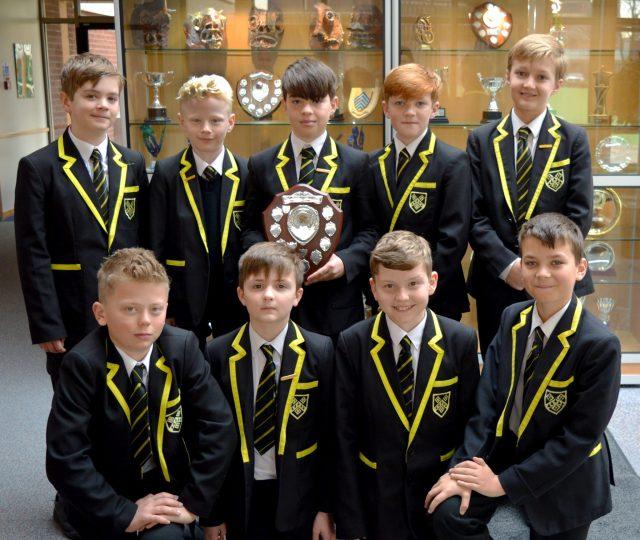 U11s Rugby Festival Winners