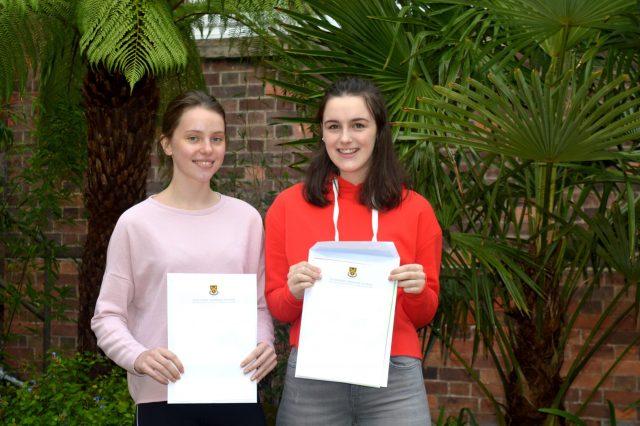 Stockport Grammar School A-Level  Students