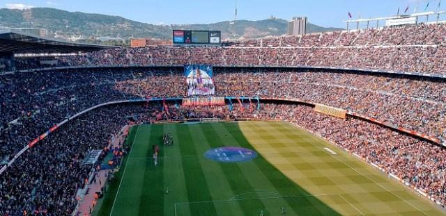 Football Tour to Barcelona - Nou Camp
