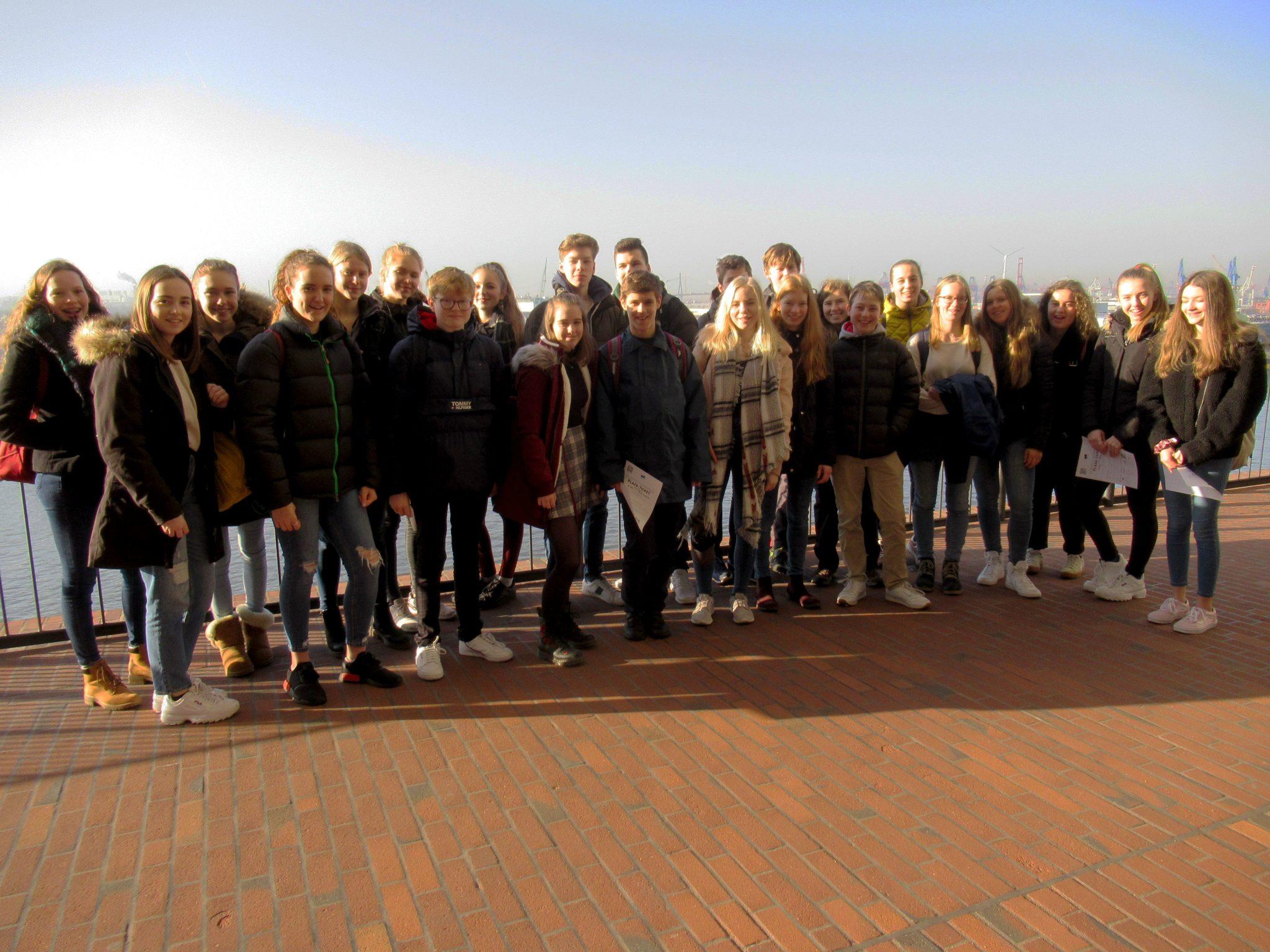 German Exchange Pupils 2019