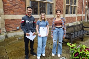 A-level Results Day 2021