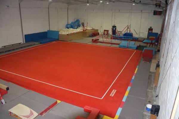 The Newby Road Gymnastics Centre