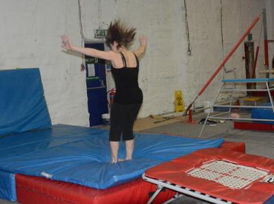 Gymnastics based fitness