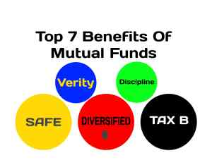 Top 7 Benefits of Mutual Funds Investment in India