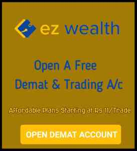 EZ Wealth Account Opening