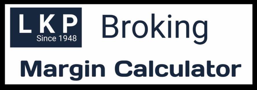 LKP Securities Margin Calculator Online