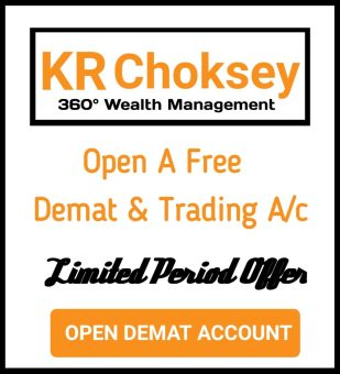 Open Demat Account With KR Choksey
