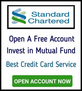 Open Demat Account With Standard Chartered