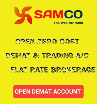 Samco Account Opening