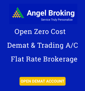 Demat Account Opening With Angel Broking
