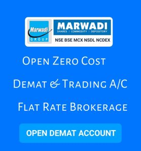 Demat Account Opening With Marwadi Capital