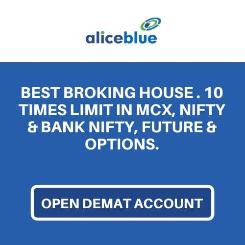 Open Demat Account with Alice Blue