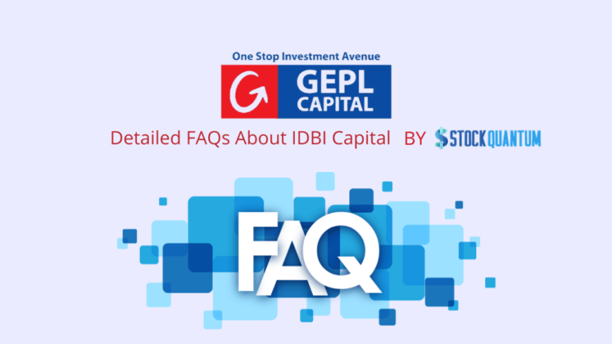 GEPL Capital FAQs