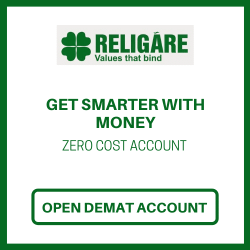 open Religare demat acc