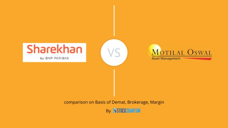 Sharekhan VS Motilal Oswal Compare